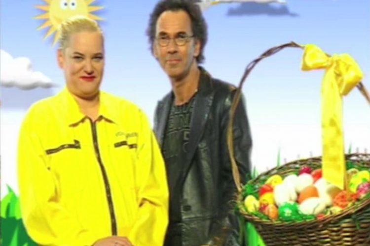 Jetzt geht's um die Eier – Die große Promi-Oster-Show (Sat.1)