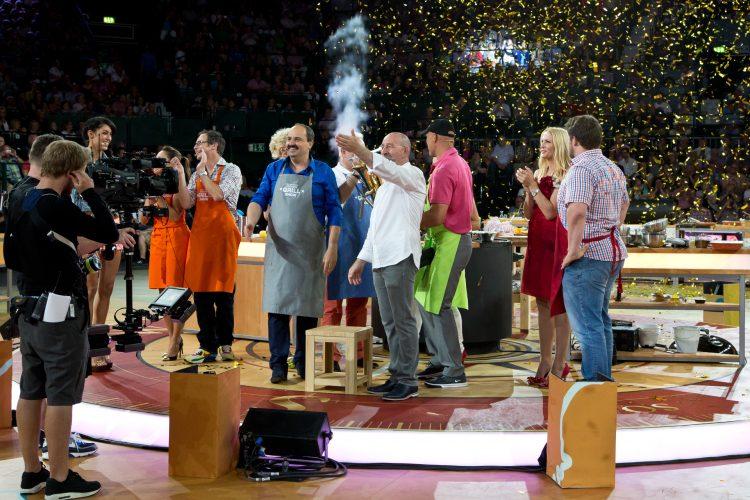 Deutschlands größte Grillshow (ZDF)
