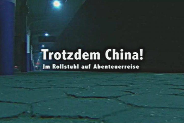 37 Grad: Trotzdem China! (ZDF)