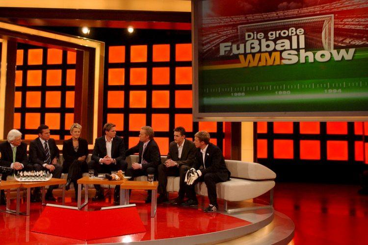 Die große Fußball-WM-Show (ZDF)