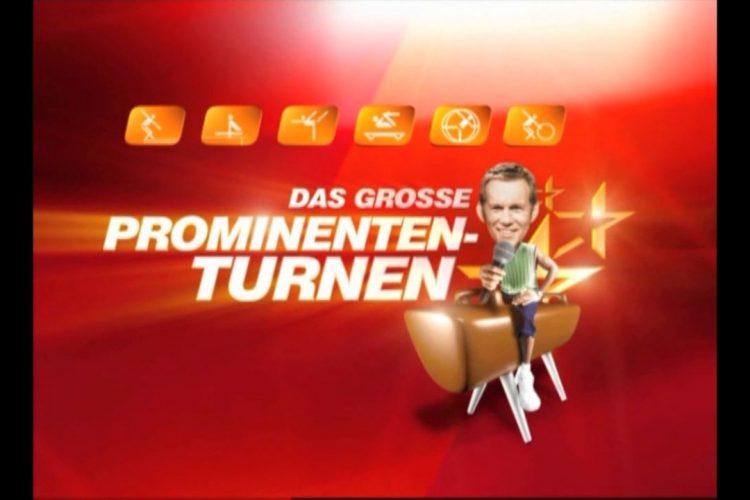 Das große Prominenten-Turnen (ZDF)