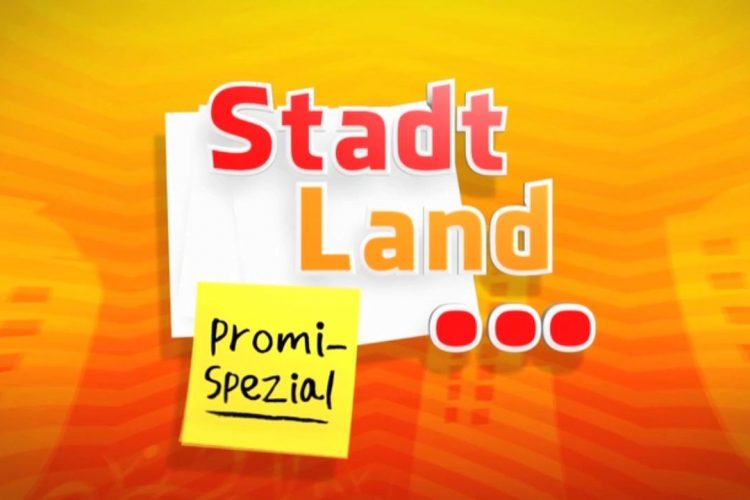 Stadt, Land, … – Promi-Spezial (RTL 2)